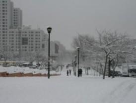 Alcorcón activa el Plan de Inclemencias Invernales con consejos ante nevadas o fuertes lluvias