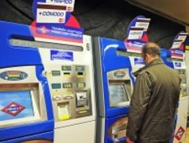 Metro sólo admitirá pagos con tarjeta a partir de 5 euros