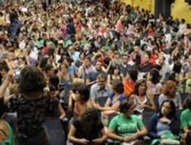 Los sindicatos docentes anuncian huelga y manifestación el 14 de septiembre