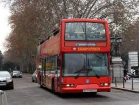 Una UTE relevará a la EMT en septiembre en la gestión de los autobuses turísticos