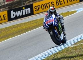 Lorenzo vuelve a la pole en el GP de España de MotoGP