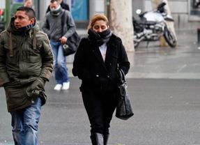 El 112 alerta a los Ayuntamientos por las bajas temperaturas
