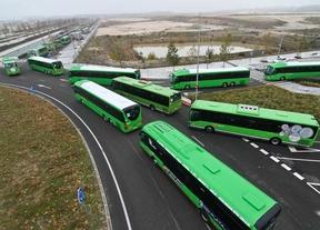 Reordenación de 6 líneas de autobús de la Sierra Norte