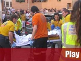 Encuentran a una mujer degollada dentro de su piso en Vallecas
