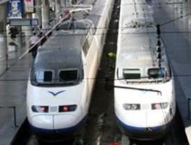 Renfe subirá un 2,3% el billete del AVE y un 3,1% los de Cercanías