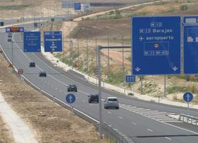 La autopista M-12, en concurso de acreedores