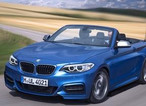 BMW Serie 2 Cabrio, el único convertible compacto de propulsión trasera
