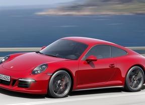 Más potencia para el nuevo Porsche 911 Carrera GTS