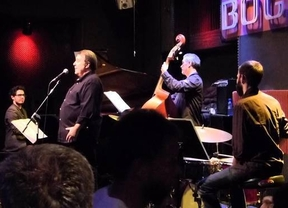 El mítico Pedro Ruy Blas celebra en el Bogui Jazz su medio siglo de servicio a la mejor música