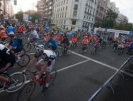 La Fiesta de la Bicicleta congrega a veinte mil ciclistas otro año más