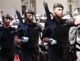 La Guardia Civil celebra las fiestas de su patrona, la Virgen del Pilar