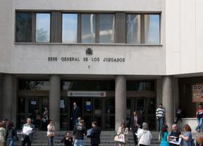 Sede General de los Juzgados, en plaza de Castilla