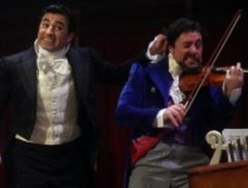 La ópera, en clave de zarzuela