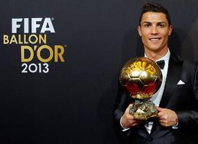 Cristiano Ronaldo, Balón de Oro 2013
