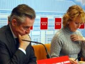 Aguirre toma el mando y resta poder a Gallardón y Blesa en Caja Madrid