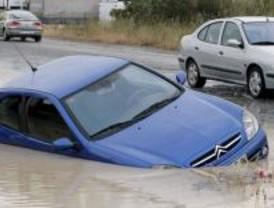 Las lluvias provocaron 3.000 llamadas al 112 y desalojo de varios vecinos