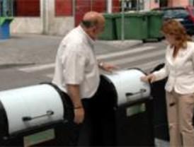 Instalados los primeros contenedores soterrados en Torrejón de Ardoz