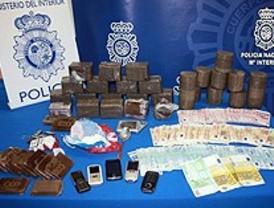 Desmantelado uno de los principales puntos de venta de droga de Alcorcón