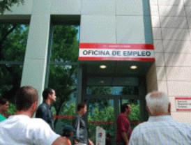 El paro sube en Madrid y baja en España