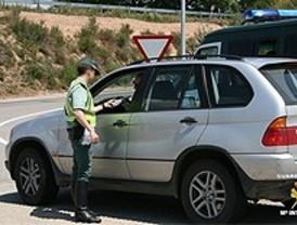Más detenidos por conducir ebrios en Madrid