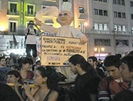 Absueltos dos 'antidisturbios' expedientados en la marcha laica durante la JMJ