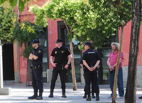 Cuatro detenidos tras el paso de los nuevos reyes