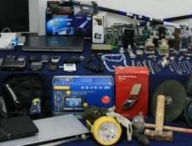 Cae una organización dedicada a robos en viviendas y comercios