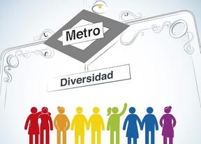 Metro de Madrid lanza por primera vez una campaña contra la homofobia