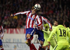 El Barça sobrevive al Calderón
