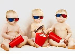 'Sesión teta': un cine para ir con bebés