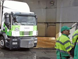 Desconvocan la huelga de recogida de basuras tras llegar a un acuerdo con los trabajadores