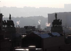 La contaminación empeoró en Madrid en 2014