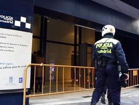 Las protestas de Grecia alcanzan Madrid