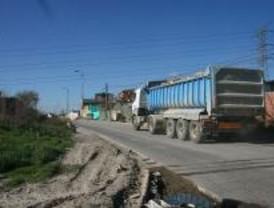 Desarticulada una banda que asaltaba camiones en la Cañada Real