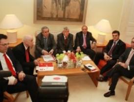 Los alcaldes socialistas del sur entregarán su plan estratégico a Aguirre el viernes