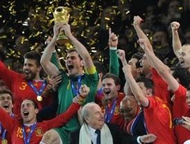 Gana España, gana el fútbol