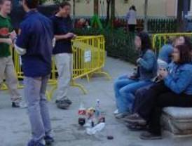 Madrid trasnocha en bares y 'afters' ilegales