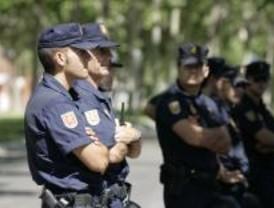 Intentan robar en un taller de Mercedes de la calle de Espronceda