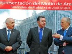 Más de 200 vecinos de Aranjuez recrearán el Motín frente al Palacio Real