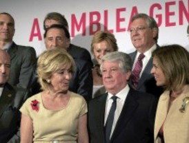La asamblea anual de los empresarios madrileños aplaude los últimos recortes de Rajoy