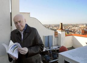 Rafael Martínez-Simancas en la terraza de Gran Vía
