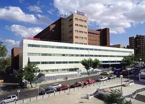 Un corte eléctrico provoca retrasos en el hospital de Móstoles