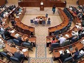 La Asamblea de Madrid cumple treinta años