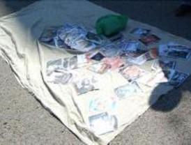 Detenidos con casi 10.000 copias 'piratas'