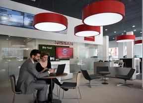 Nissan refuerza su presencia en Madrid