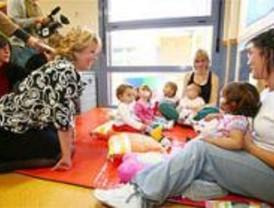 Creadas 23 escuelas infantiles en los 100 primeros días de la legislatura regional