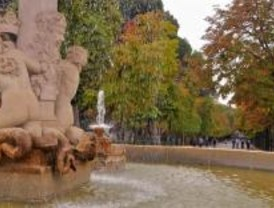 Más de seis millones para mantener las fuentes de Madrid