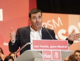 Tomás Gómez pide a Zapatero que diga