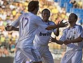 El Madrid vence al Cádiz pero sigue sin convencer