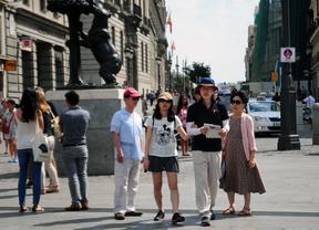 La Comunidad de Madrid lidera el gasto medio diario de los turistas en octubre